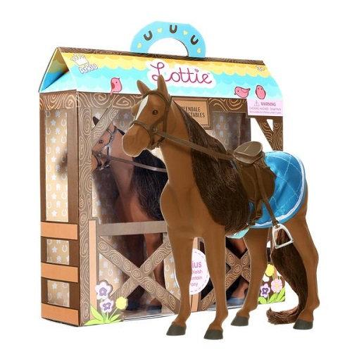 Κούκλα Βινύλιου Άλογο 'Σείριος' Κωδ: 213212