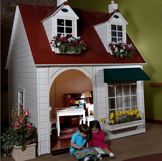 Παιδική βιβλιοθήκη  για μικρά παιδάκια Κωδ.ΗΑ1201