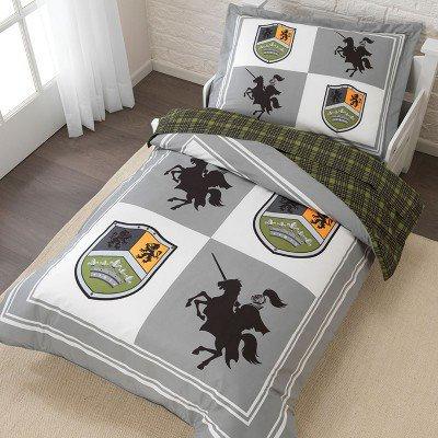 Παιδικό Πάπλωμα για κρεβάτι kidkraft Knights Toddler Bedding Set Κωδ.77007