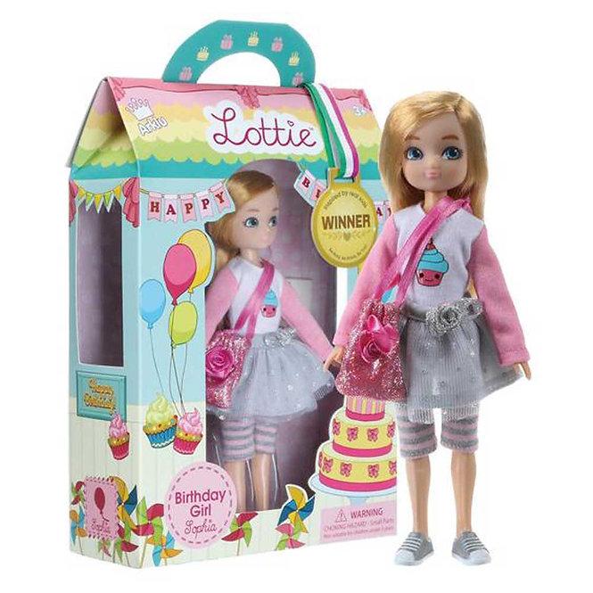 Κούκλα Βινύλιου'Κορίτσι Γενεθλίων 18εκ. Κωδ:213172