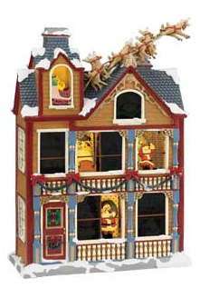 Gold Label The Night Before Christmas Animated κωδ.79703
