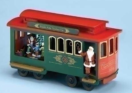Άγ. Βασίλης τρένο βαγόνι κωδ. Μ843