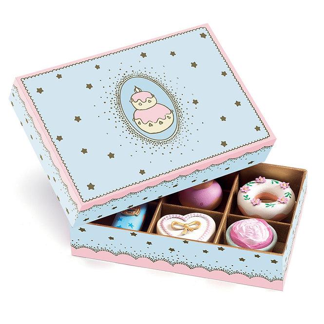 Σετ κουτί με 5 γλυκά Πριγκίπισσας Κωδ: T06523