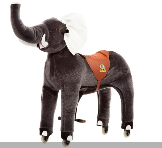 Ελέφαντας Ιππασίας  5-8 χρ. κωδ.A3911