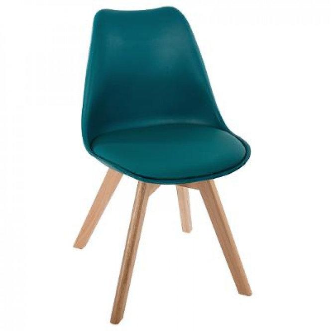 Δερμάτινη καρέκλα σε 5 χρώματα κωδ.J1571661