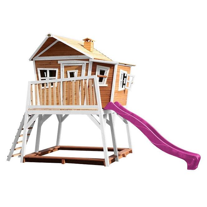 Μεγάλη Κατοικία με Μπαλκονάκι  Τσουλήθρα Αμμοδώχο Κωδ.PR30150X17