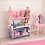Thumbnail: Puzzle Bookshelf - Pastel Κωδ.14415