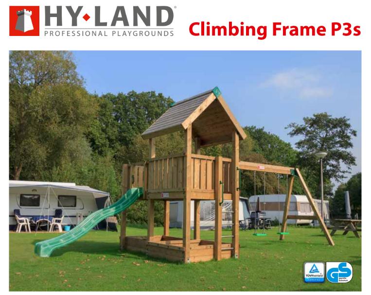 4-Παιδική χαρά P3s-Hy-land Professional PΚωδ.P3s