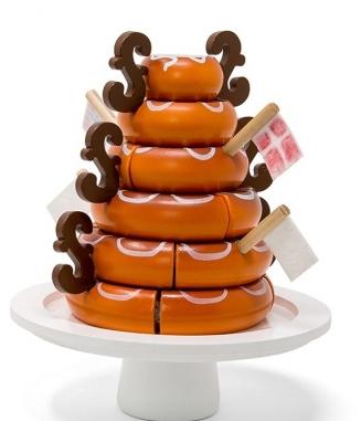 """Δανέζικο """"Κέικ αμυγδαλωτού""""  κωδ.TZ0185489"""