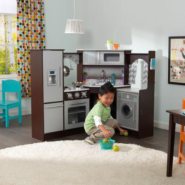Ultimate Corner Play Kitchen με φώτα και ήχους Κωδ.53365