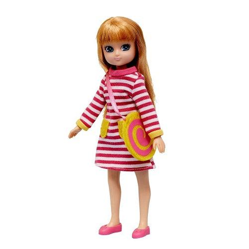 Αξεσουάρ κούκλας 'Φόρεμα παγωτό βατόμουρο' Κωδ. 213084