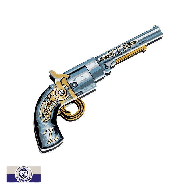 Ζορρό πιστόλι  για 8 -14 ετών κωδ.Β 3119