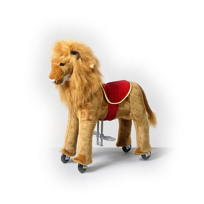Delyxe  Λιοντάρι  Pro Ιππασίας    3 ως 6 ετών κωδ.HP3140