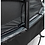 Thumbnail: Premium Τραμπολίνο Πολυτελές Δίχτυ  305εκ. μαύρο κωδ.EX08201000