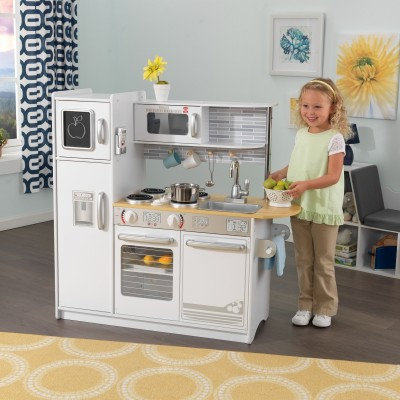 Κουζίνα kidkraft Uptown White Kitchen - Tile Κωδ.53364