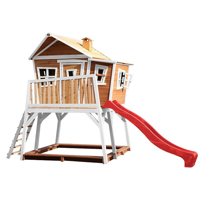 Μεγάλη Κατοικία με Μπαλκονάκι  Τσουλήθρα Αμμοδώχο Κωδ.PR30150X15