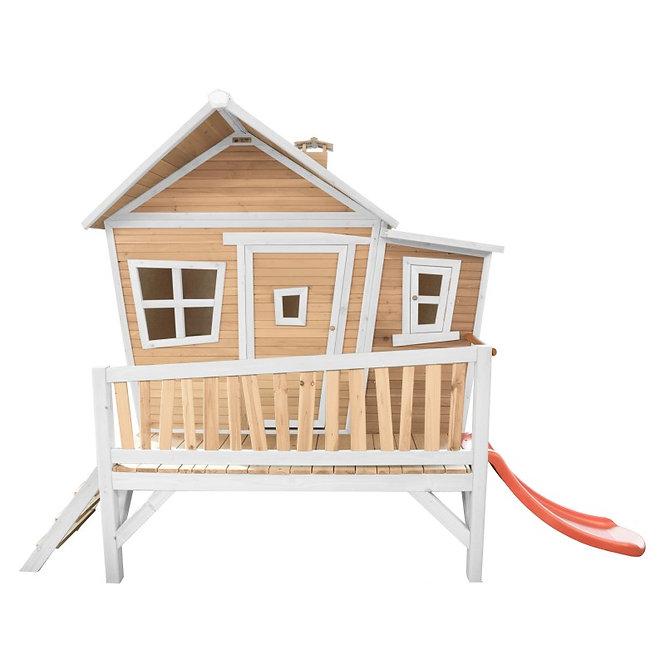 Μεγάλη Κατοικία με Μπαλκονάκι  και Τσουλήθρα Κωδ.PR30108X13