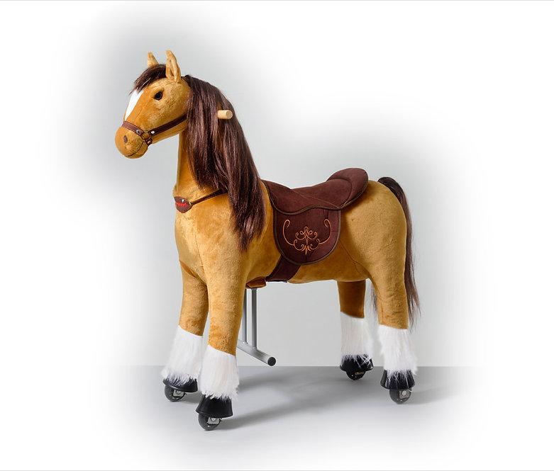 Πανέμορφο  Αλογάκι Ponnie ιππασίας 5-12 ετών κωδ.HM4030