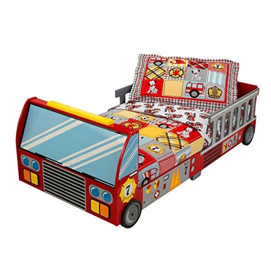 kidkraft Fire Truck Toddler Bed Κωδ.W176031