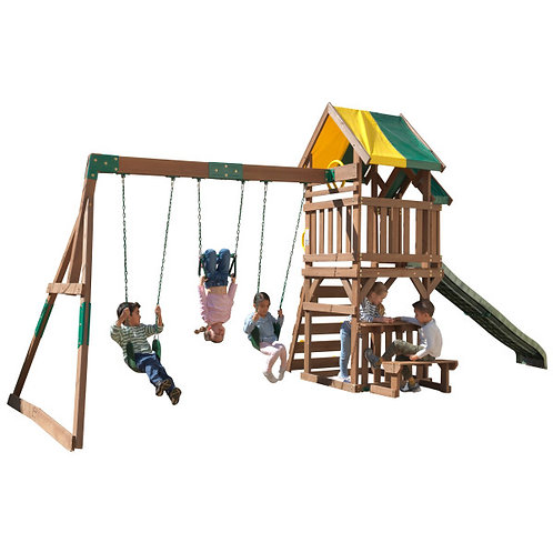 """Παιδική χαρά Arbor με τσουλήθρα """"Κωδ.F29205"""