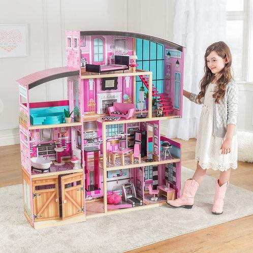 Shimmer Mansion Dollhouse-2018 Κωδ: 65949