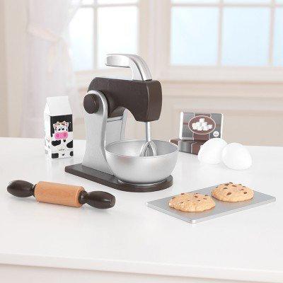 "kidkraft Σετ ζαχαροπλαστικής ""Espresso|""κωδ.63370 μικρή διαθεσιμότητα"
