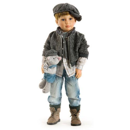 Κούκλα συλλεκτική ο 'Alister' Κωδ: 51108
