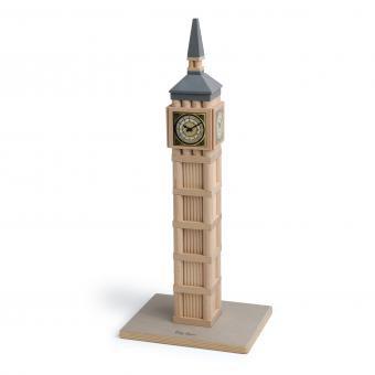 """Αρχιτεκτονική """"Το ρολόι του Big Ben"""" κωδ:41310"""