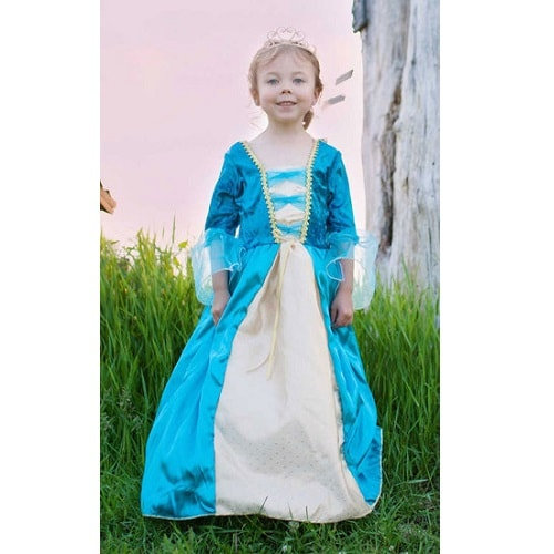 Στολή 'Μπλε Βασίλισσα' 7-8 ετών  Κωδ.Τ38187