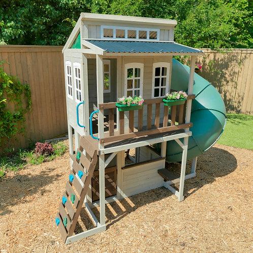 Νέο Σπιτάκι Playhouse Cozy Escape Κωδ.F29045