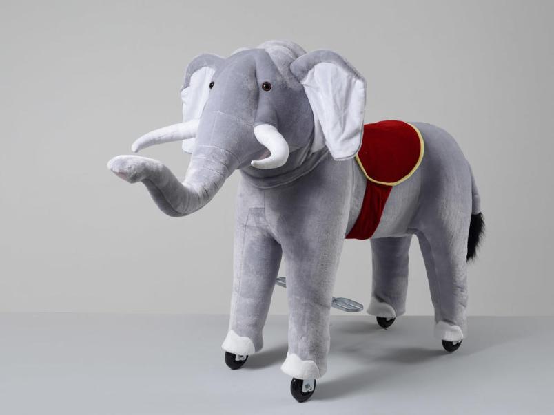 Πανέμορφο  Αλογάκι Ελέφαντας ιππασίας 5-12 ετών Ύψος 104εκ. κωδ.HΜ8032