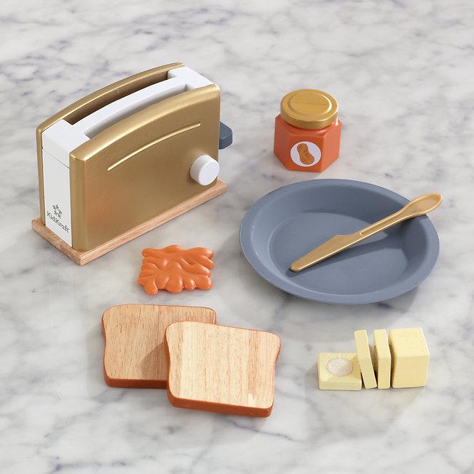 Σετ Modern Metallic Toaster Set κωδ.53536