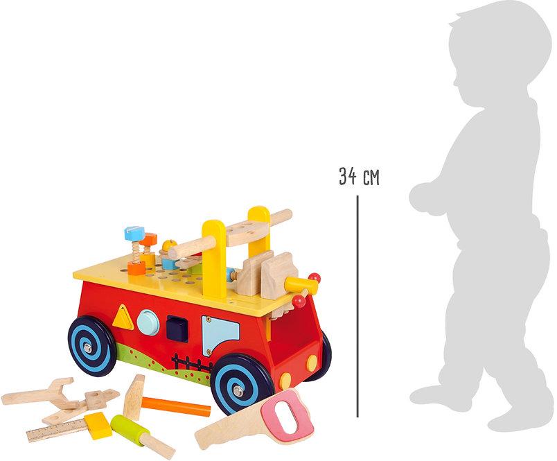 Πολυμορφικό Μότο-Πάγκος εργασίας Κωδ.L1595