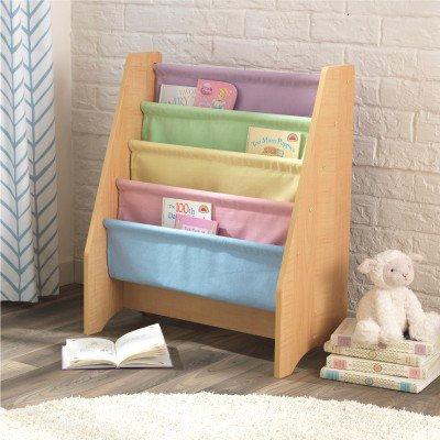 kidkraft Sling Bookshelf - Pastel Κωδ.14225