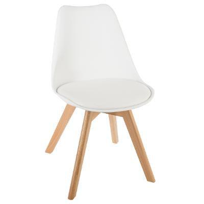 Δερμάτινη καρέκλα σε 5 χρώματα κωδ.J1571664