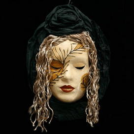 Βενετσιάνικη Μάσκα Κόμισσα