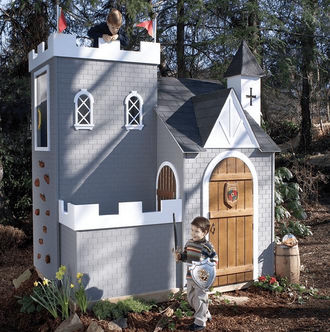 Κάστρο Ιπποτών για μικρά παιδάκια Κωδ.ΗΑ1207