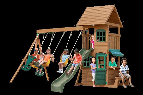"Windale ""Μεγάλη Παιδική χαρά ""by Backyard Κωδ.26405"