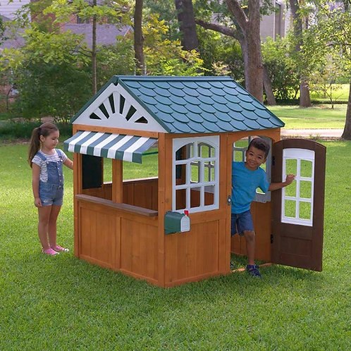 Νέο Σπιτάκι ξύλινο εξωτερικού χώρου  Κωδ.0405