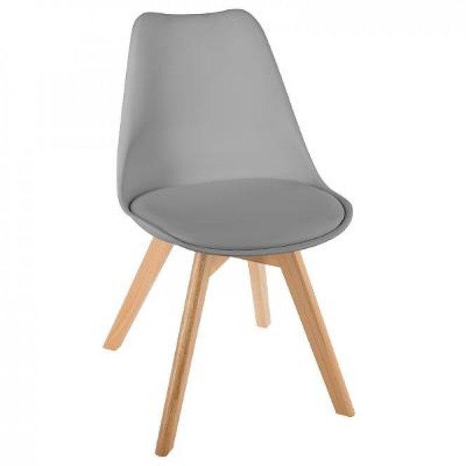 Δερμάτινη καρέκλα σε 5 χρώματα κωδ.J1571663