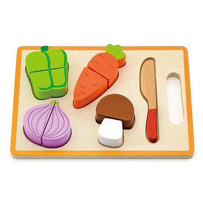 Ξύλινα  'Λαχανικά κοπής' Κωδ: T50979