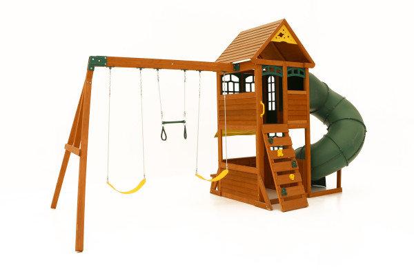"""Νέα Μεγάλη Παιδική χαρά """"Forest Ridge Play Κωδ.F29065E"""