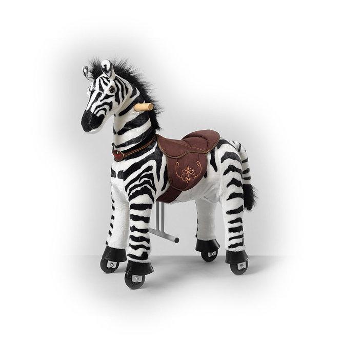 Πανέμορφη άγρια ζέβρα άλογο ιππασίας  3-6 ετών κωδ.HA3111