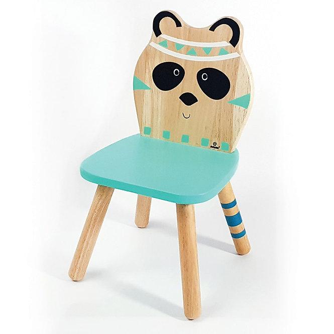 Παιδική Ξύλινη Καρέκλα Μασίφ Ξύλο Κωδ:Τ22002
