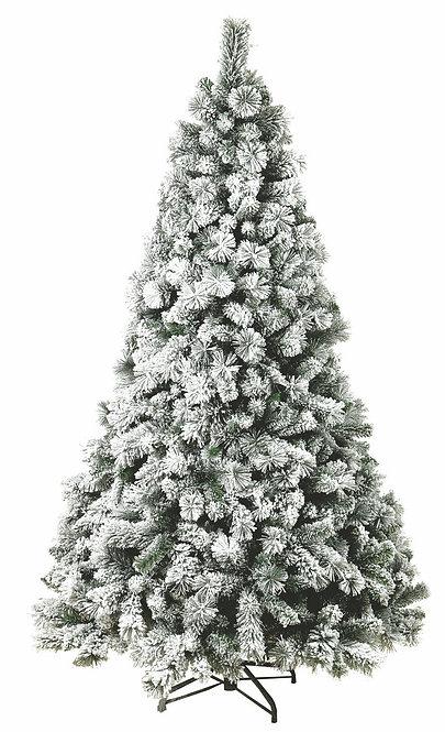 Δέντρο χιονισμένο ΑΛΑΣΚΑ 2,40μ κωδ.L155480