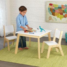 kidkraft Modern Table & 2 Chairs Set Κωδ.27025