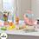 Thumbnail: kidkraft 4 Σέτ Μίξερ και φρούτων, καφέ & τοστιέρα  Κωδ.63349