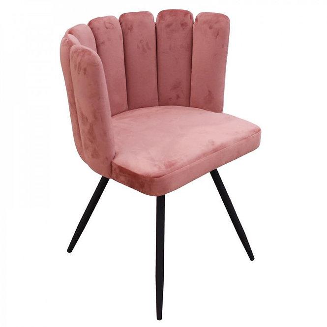Design Κάθισμα Bελούδινο κινητό  κωδ.C6520