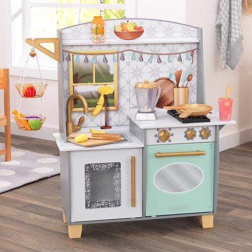"""Κουζίνα kidkraft """"Smoothie Fun Play Kitchen"""" κωδ:20071"""