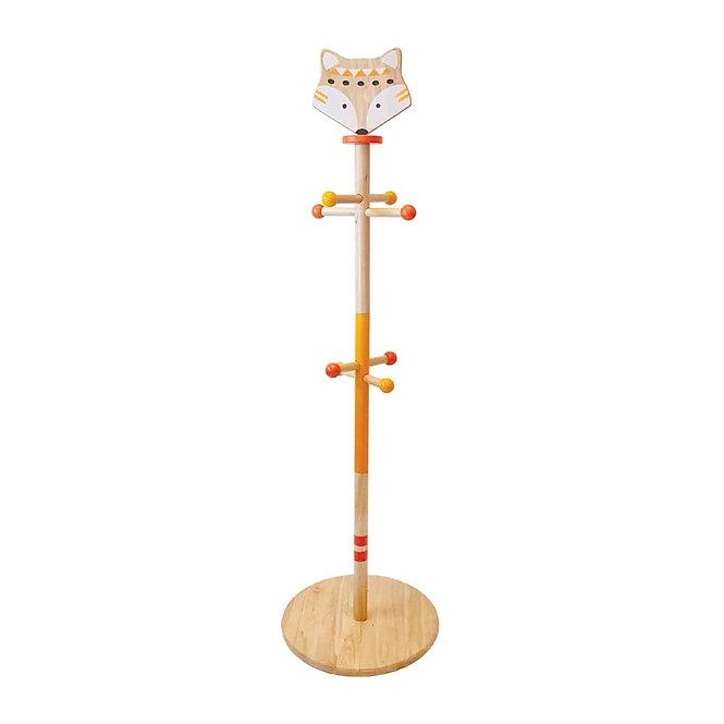 Παιδικός Ξύλινος Καλόγερος 'Αλεπού' Κωδ:Τ2100